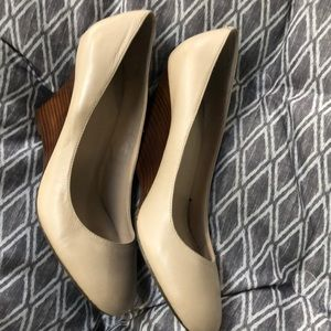 Banana Republic Wedge Heel size 9